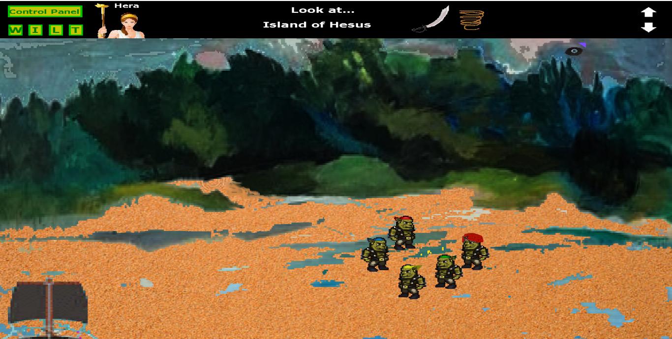 Screenshot 2 of Jason and the Golden Apple