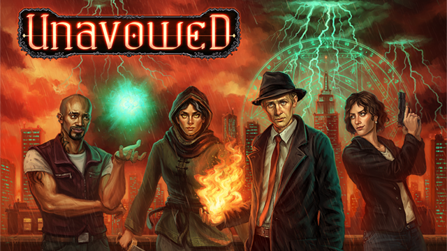 Screenshot 1 of Unavowed