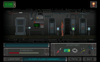 Screenshot 1 of Subterra (DEMO)