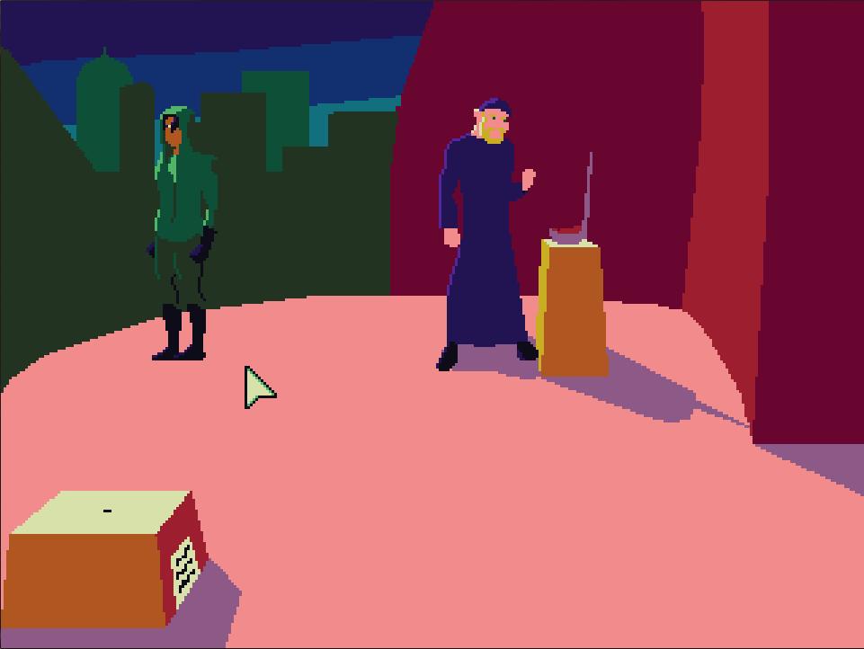 Screenshot of In Bloom