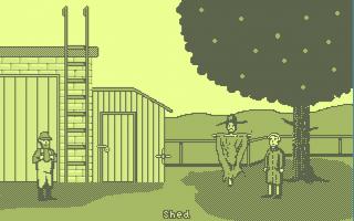 Screenshot 1 of Blooded Fields
