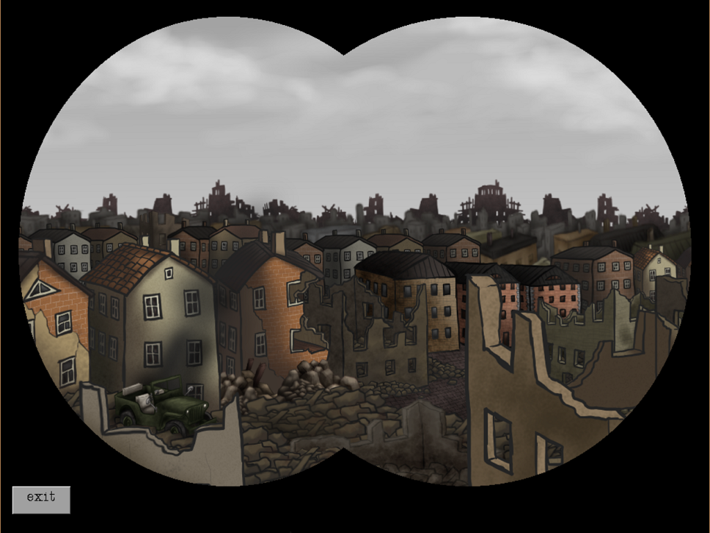 Screenshot 2 of Sniper and spotter climbing a tower width=