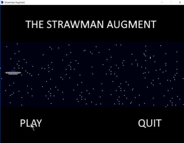 Zoomed screenshot of The Strawman Augment