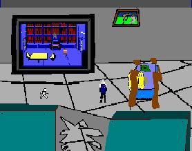 Zoomed screenshot of Jimm's Quest III, Lesko's Revenge