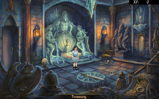 Screenshot 1 of Mage's Initiation: Reign of the Elements