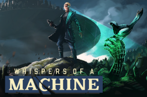 Screenshot 1 of Whispers of a Machine