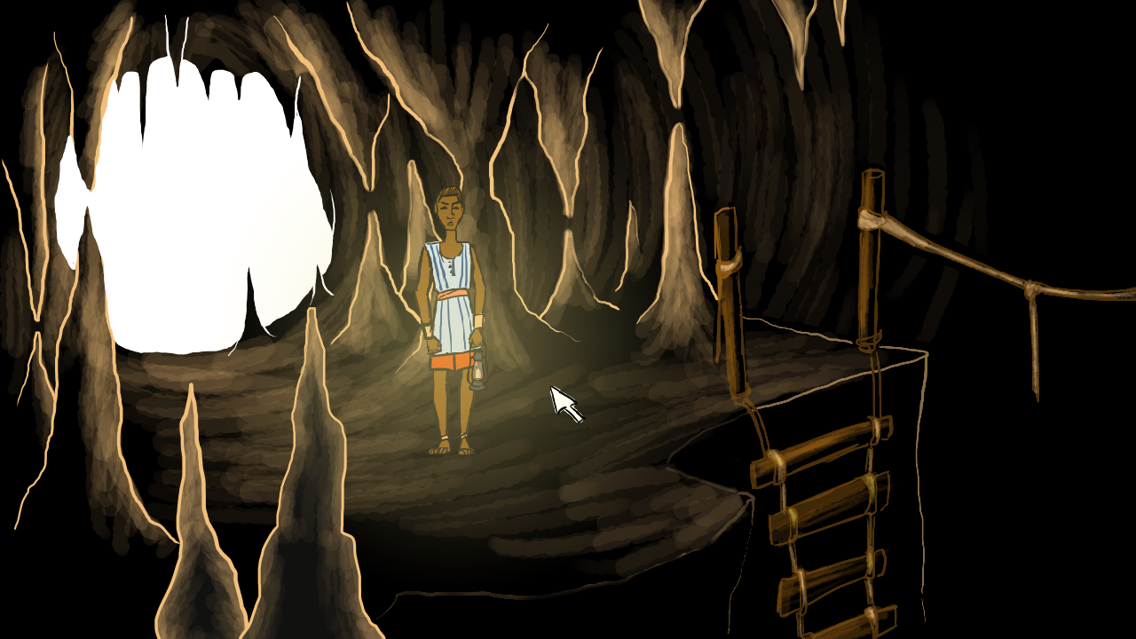 Screenshot 3 of Cave of Avarice width=