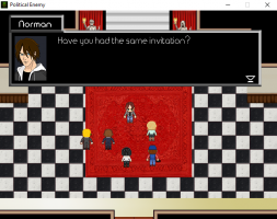 Screenshot 1 of Political Enemy (demo)