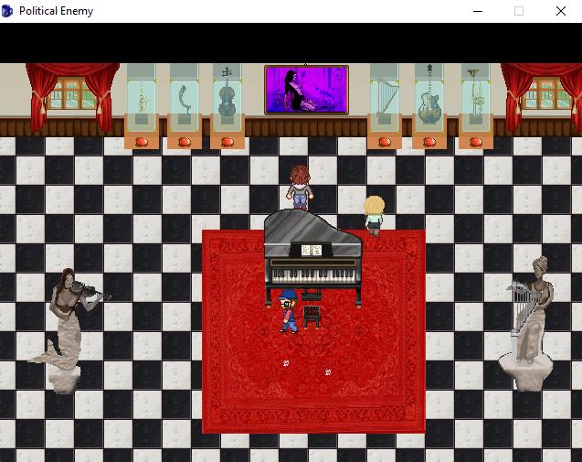 Screenshot 3 of Political Enemy (demo) width=