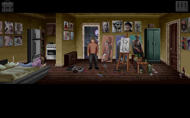 Screenshot 1 of Metaphobia