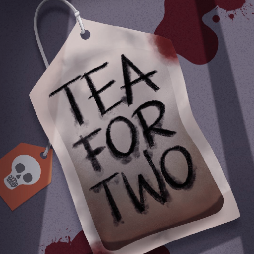 Zoomed screenshot of Tea For Two: A Detective Logan Case