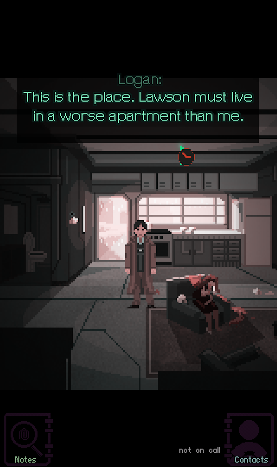 Adventure Game Studio | Games | Tea For Two: A Detective Logan Case