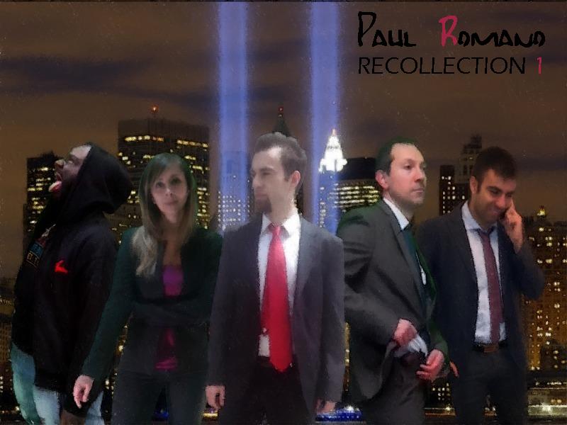 Zoomed screenshot of Paul Romano