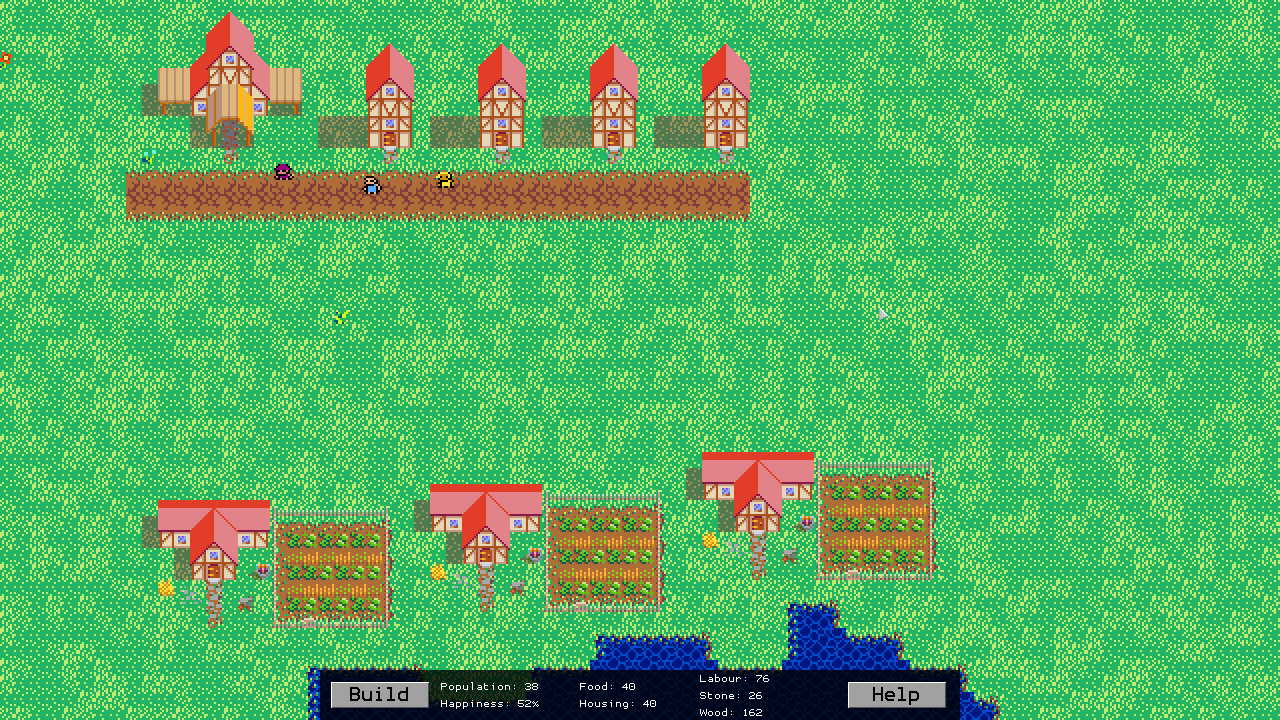 Screenshot 2 of The Village [MAGS] width=