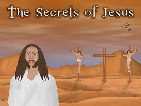 Zoomed screenshot of The Secrets of Jesus
