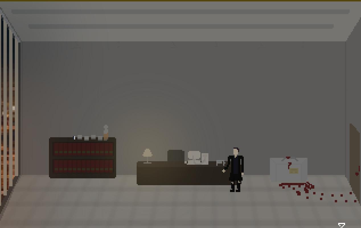 Screenshot 3 of Falling Dark width=