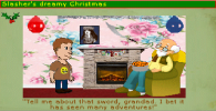 Screenshot 1 of Create your own game: Your dreamy Christmas