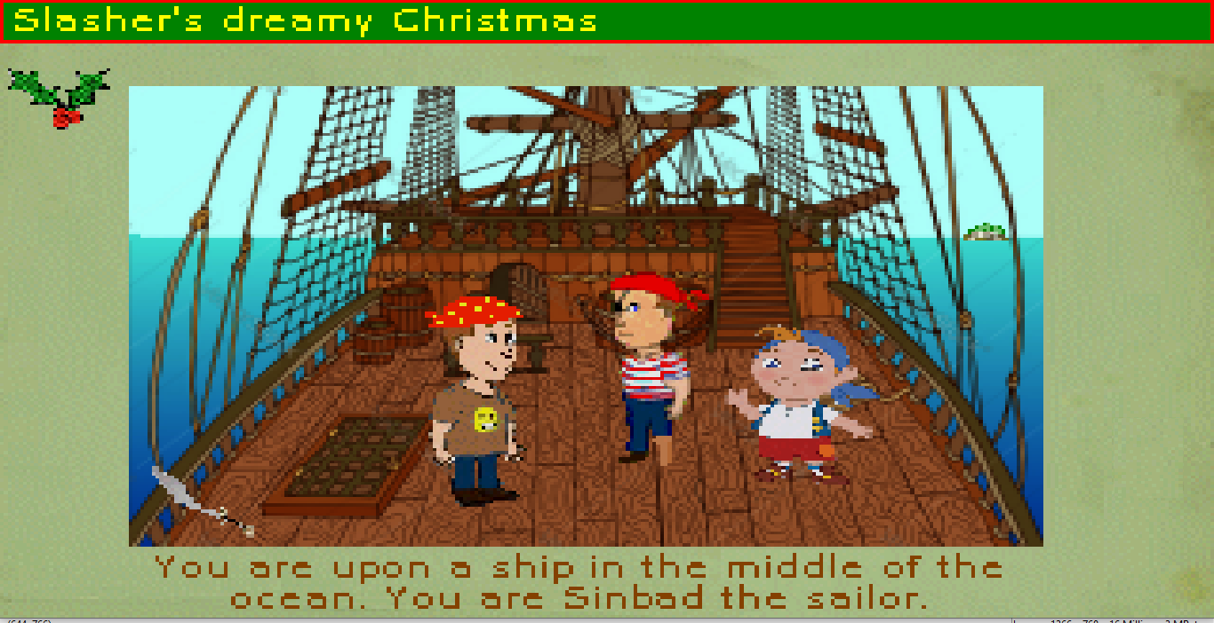 Screenshot 2 of Create your own game: Your dreamy Christmas width=