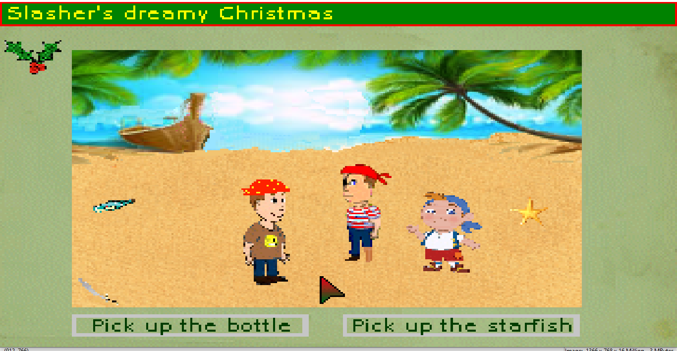 Screenshot 3 of Create your own game: Your dreamy Christmas width=