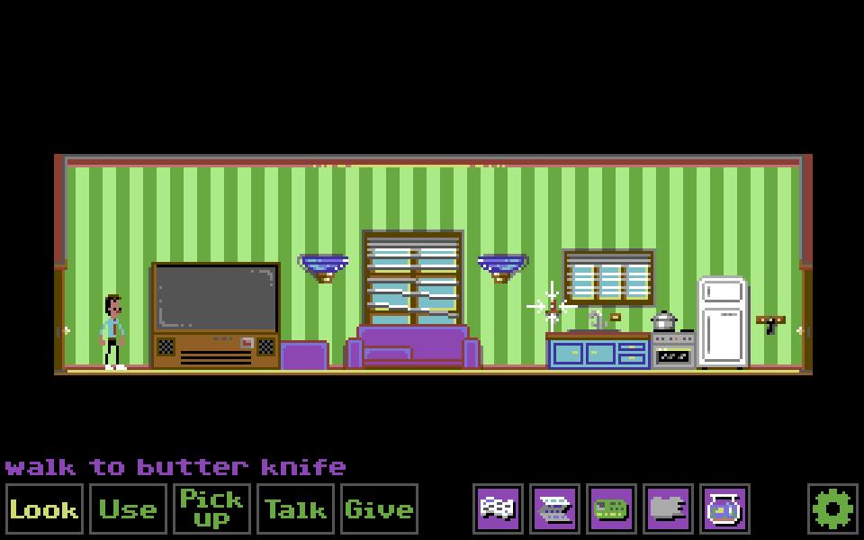 Screenshot 3 of ZAK - repixeled width=