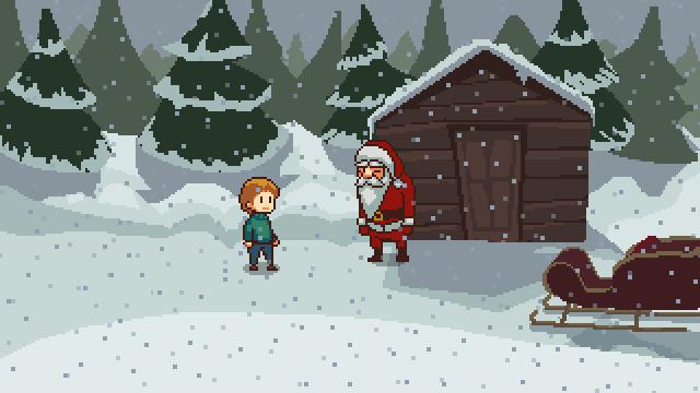 Screenshot 2 of A Christmas Nightmare width=