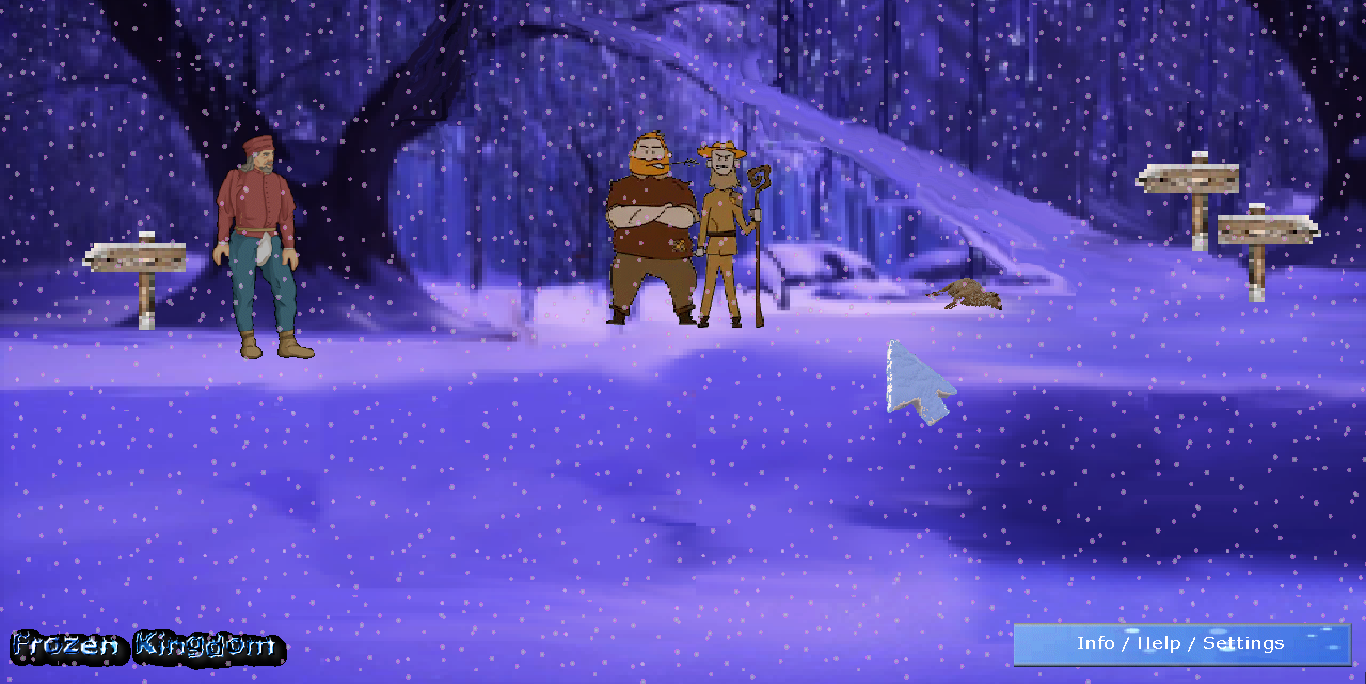 Screenshot 3 of Frozen Kingdom width=