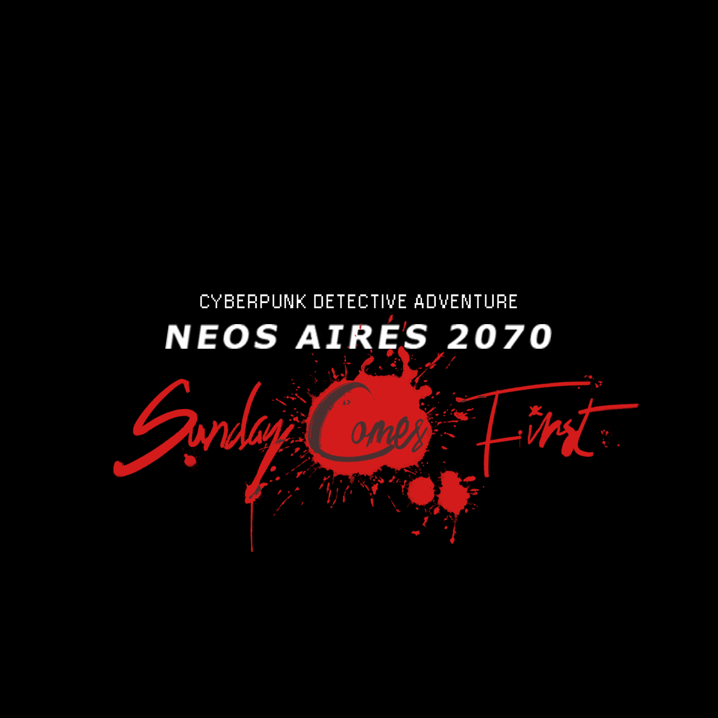 Zoomed screenshot of Neos Aires 2070: Sunday Comes First