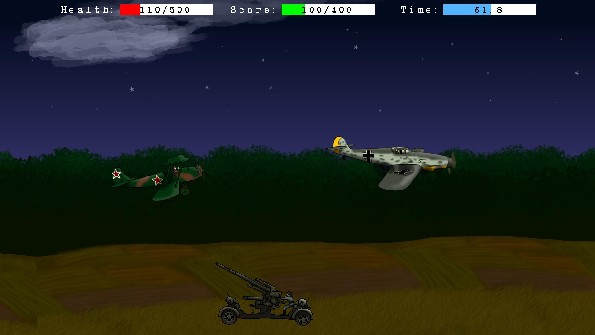 Screenshot 2 of Night Witch width=