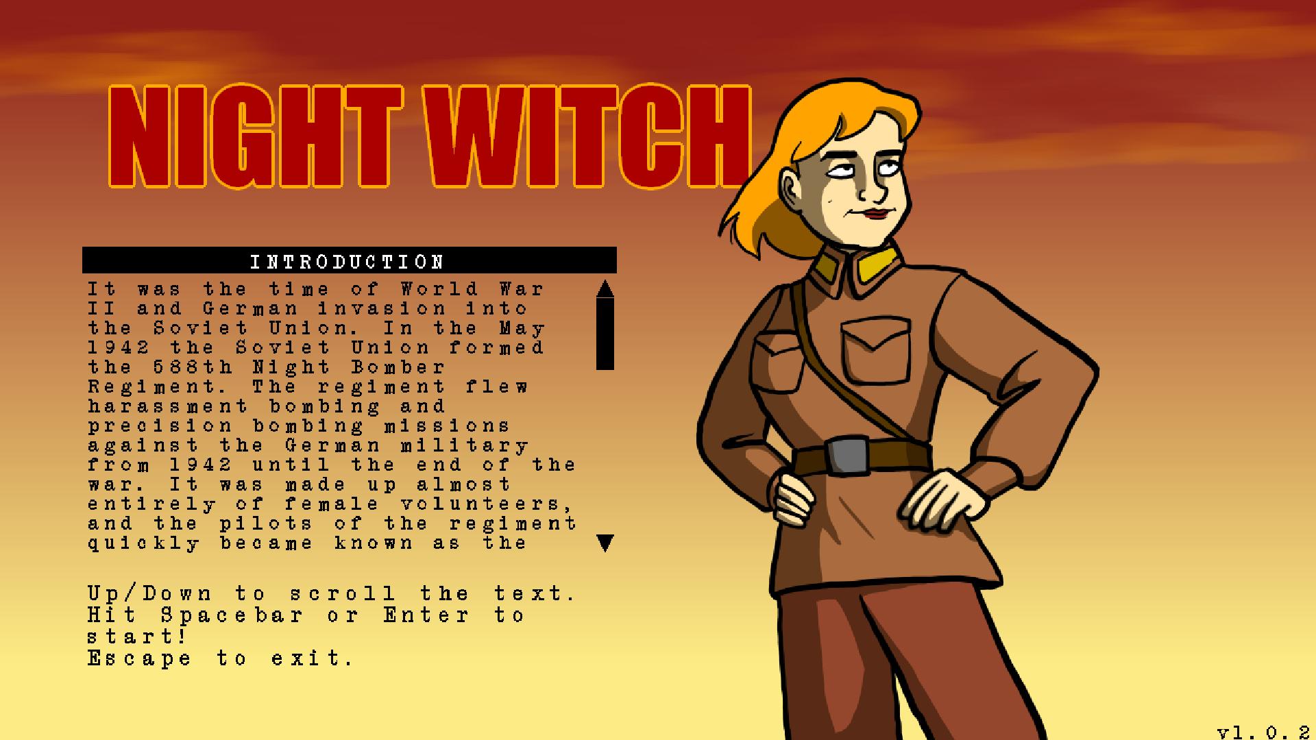 Screenshot 3 of Night Witch width=