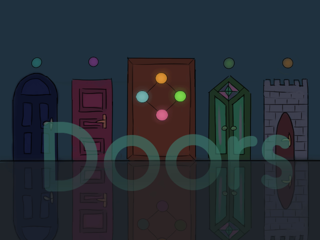 Zoomed screenshot of Doors