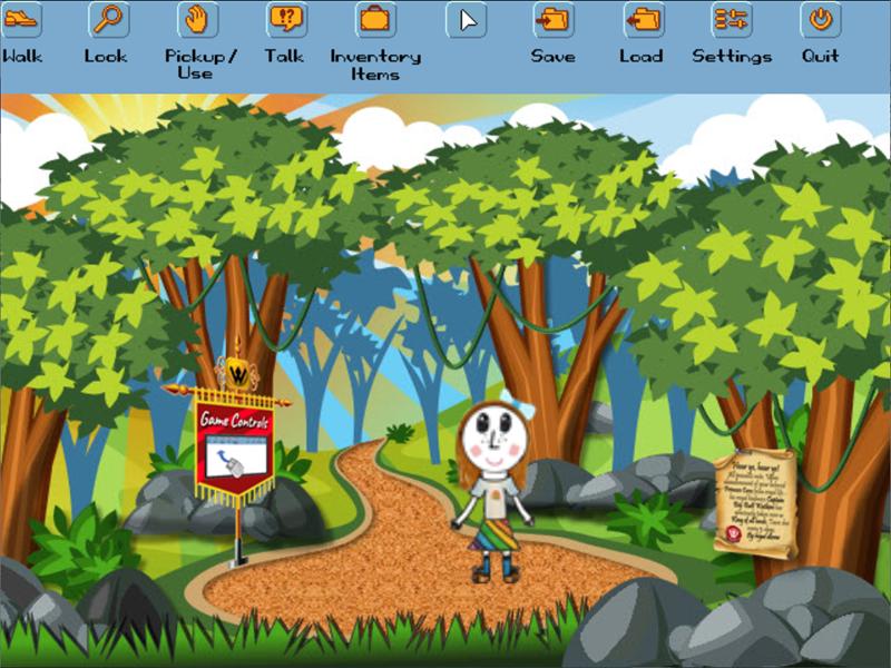 Zoomed screenshot of BYO-Hero
