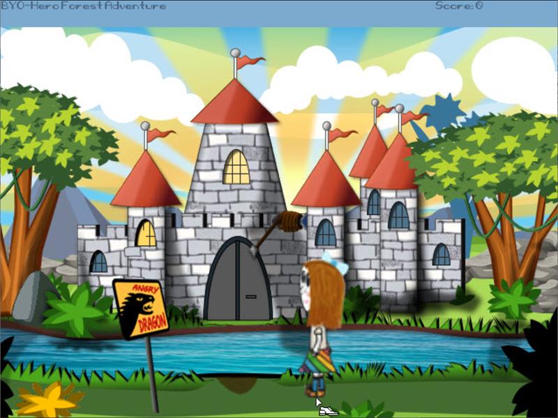 Screenshot 2 of BYO-Hero width=
