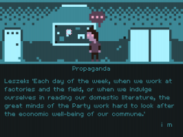 Screenshot 1 of Absurdistan - Demo