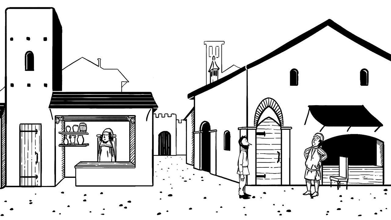 Screenshot 3 of Bartolomeo, misled by circumstances, learns that appearances can be deceptive width=