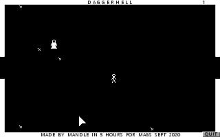 Screenshot 1 of DAGGERHELL
