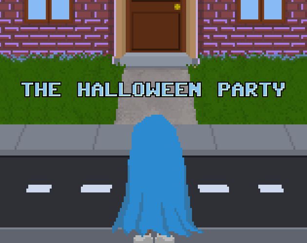 Screenshot 1 of The Halloween Party