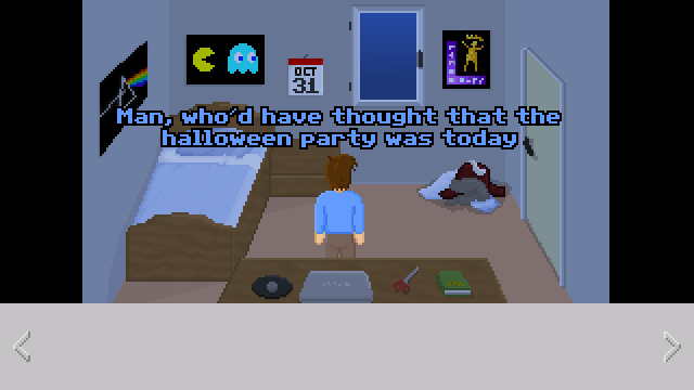 Screenshot 2 of The Halloween Party width=