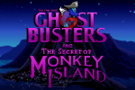 Screenshot 1 of The Fan Game - Ghostbusters and The Secret of Monkey Island