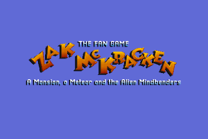 Screenshot 1 of The Fan Game - Zak McKracken : A Mansion, a Meteor and the Alien Mindbenders