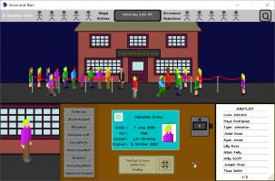 Screenshot 1 of Rain & Snow - The Bouncer
