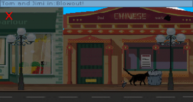 Screenshot 1 of Tom and Jimi in: Blowout!