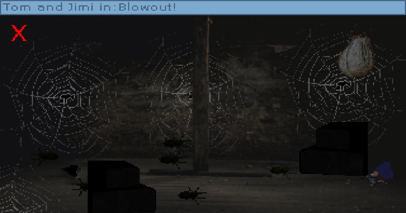 Screenshot 2 of Tom and Jimi in: Blowout! width=