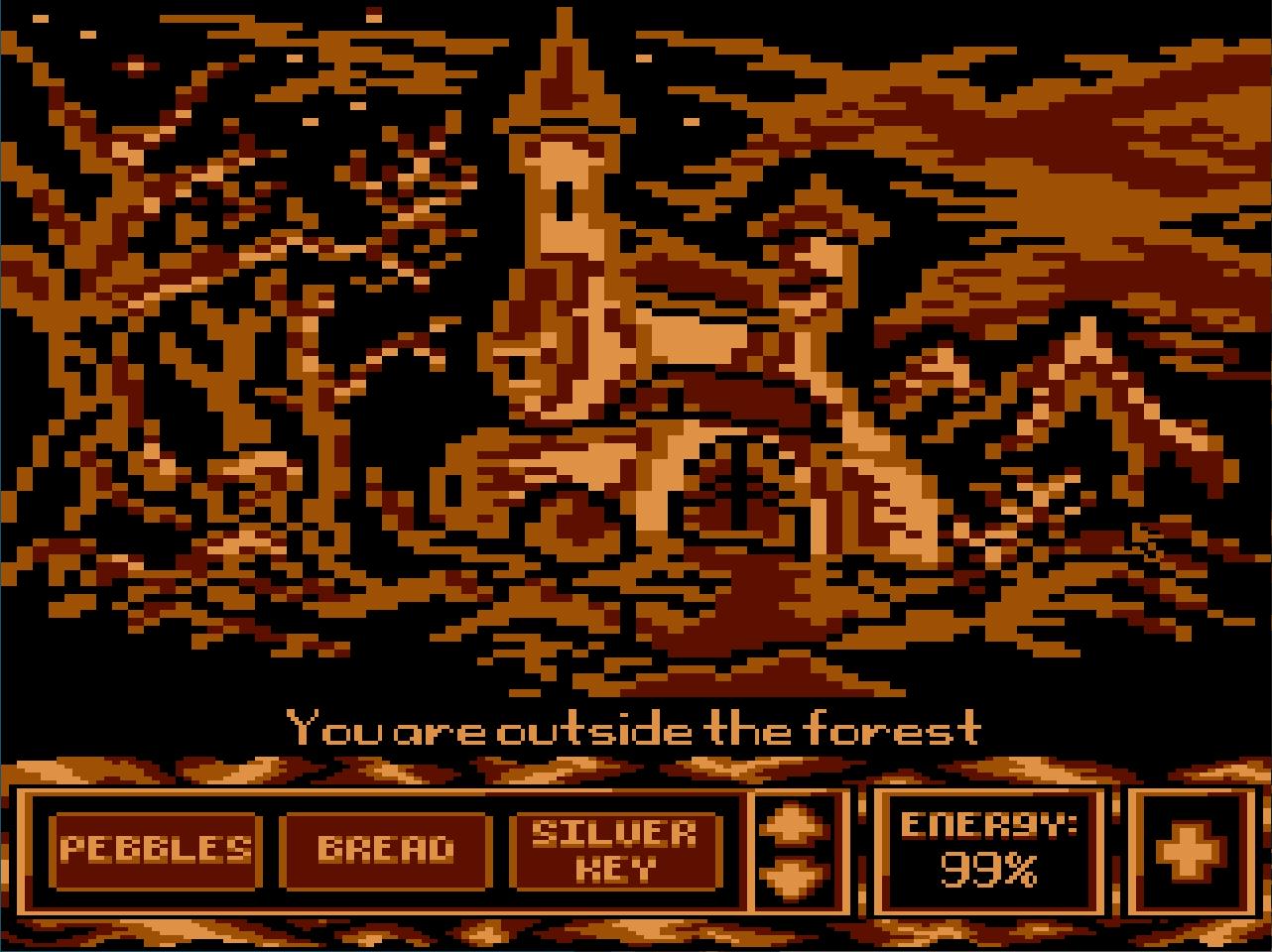 Screenshot 2 of Barahir's Adventure: Askar's Castle width=