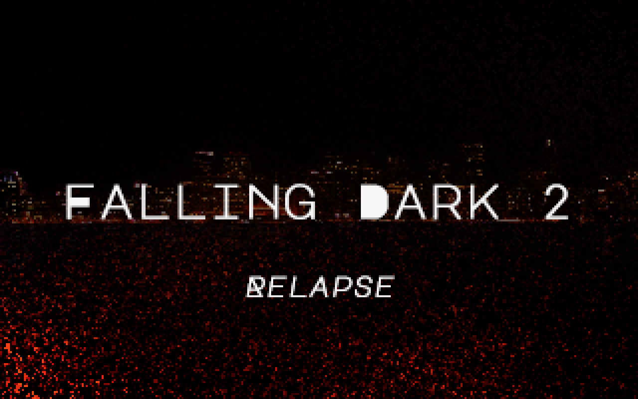 Zoomed screenshot of Falling Dark 2: Relapse