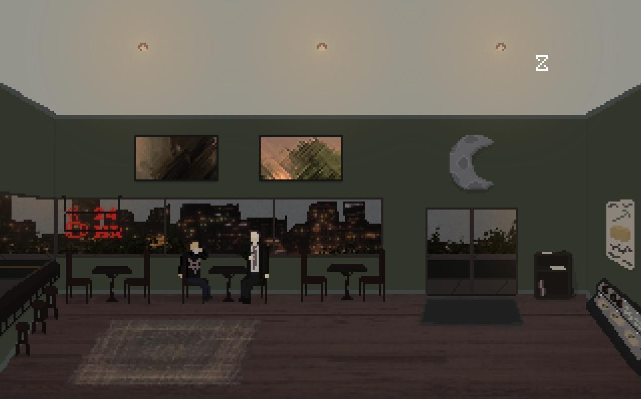 Screenshot 2 of Falling Dark 2: Relapse width=