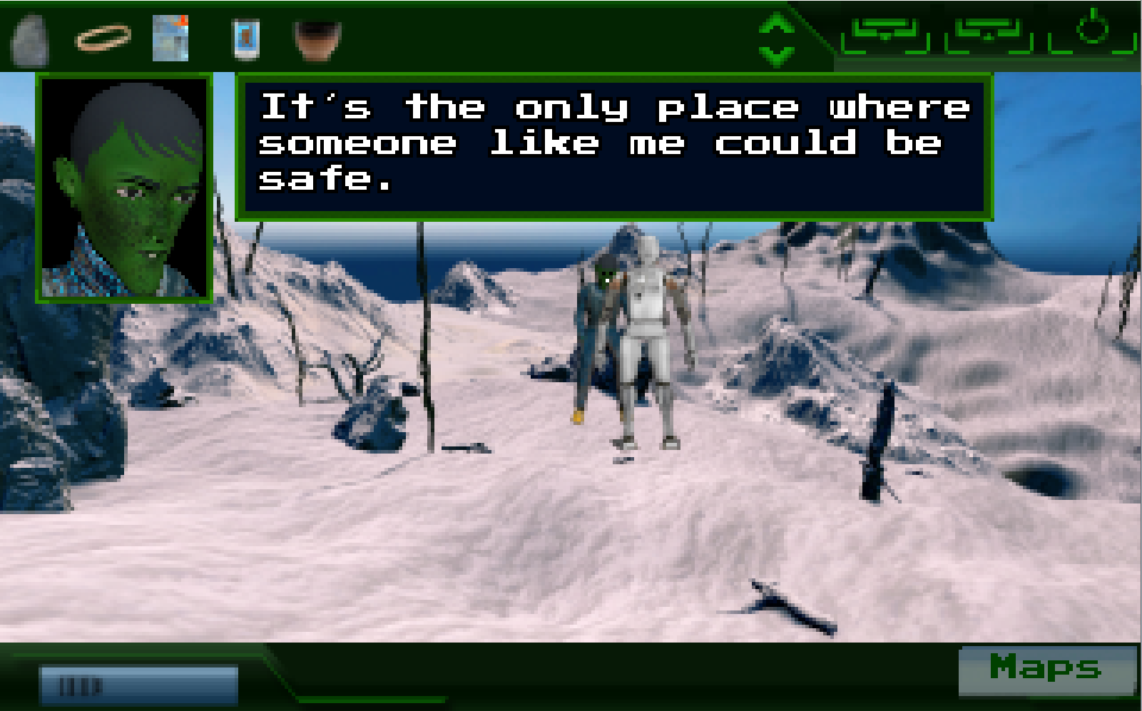 Screenshot 2 of I want to die - Remake width=