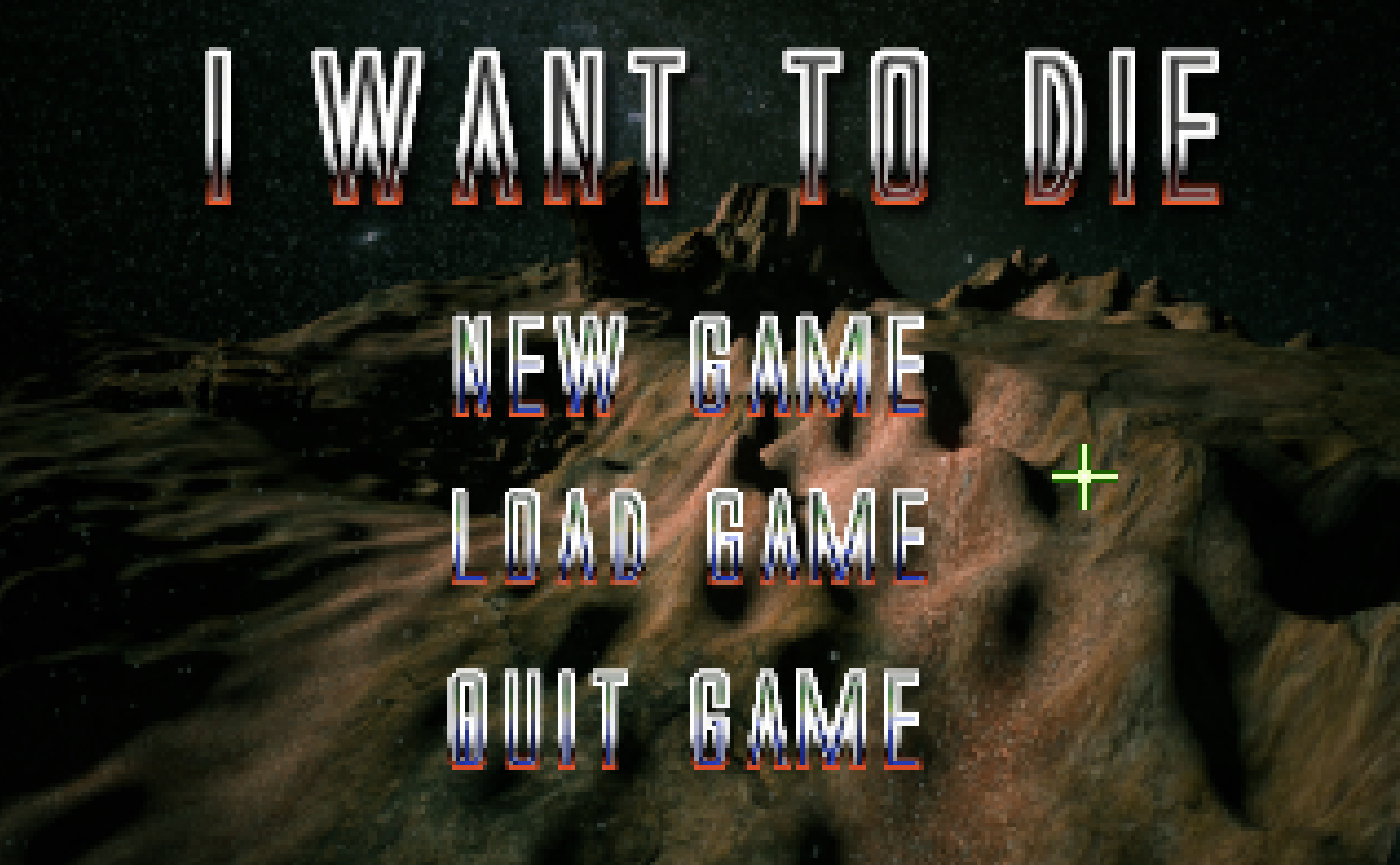Screenshot 3 of I want to die - Remake width=