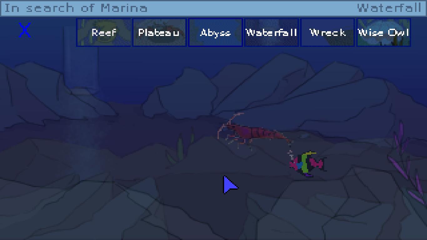 Screenshot 2 of In search of Marina width=