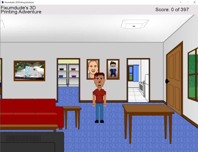 Screenshot 2 of Fixumdude's 3D Printing Adventure width=