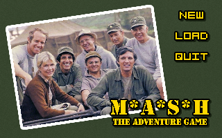 Screenshot 1 of M*A*S*H: Point n' Click adventure game